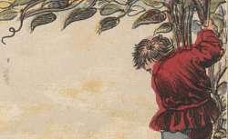 Jacques et ses trois voyages merveilleux, conte illustré de onze gravures coloriées, 1869