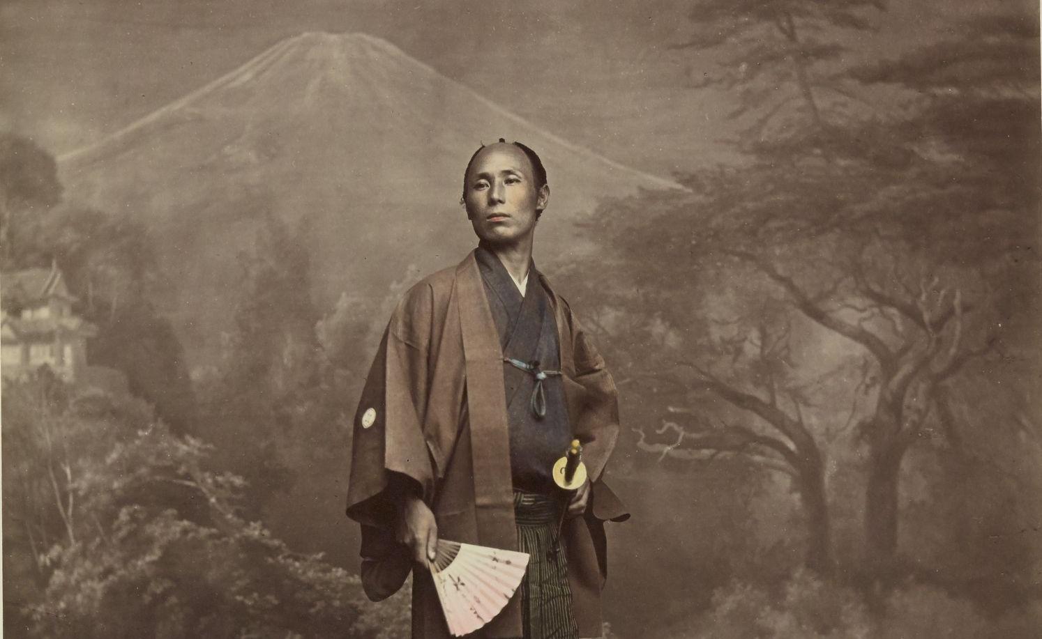 Stillfried & Andersen, Japonais, [d'après des négatifs de Raimund von Stillfried, Felice Beato et autres photographes], 1877-1878.