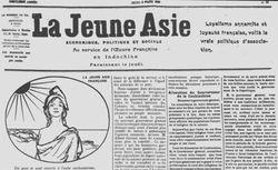 """Accéder à la page """"Jeune Asie (La)"""""""