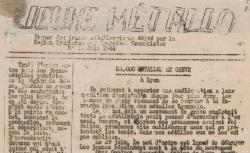 """Accéder à la page """"Jeune métallo (Le) (Lyon)"""""""