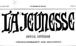 """Accéder à la page """"Jeunesse (La)"""""""