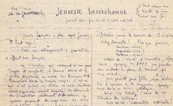 """Accéder à la page """"Jeunesse berrichonne"""""""