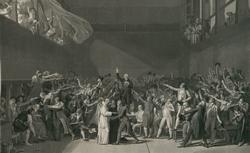 """Accéder à la page """"Le serment du Jeu de Paume (20 juin 1789)"""""""
