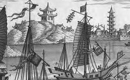 [Illustrations de Description géographique, historique, chronologique, politique et physique de l'Empire de la Chine par Humblot