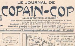 Publication disponible de 1933 à 1940