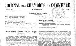 Presse conomique gallica - Chambre de commerce assurance ...