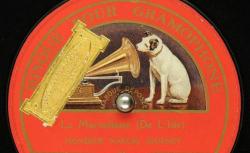 Disque NC Gramophone 032038; Disque NC Gramophone DB 311 - Marcel Journet (1868-1933) est un artiste lyrique (basse) français - source : BnF/gallica.bnf.fr