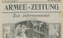 "Accéder à la page ""Armee-Zeitung der 2. Armee"""