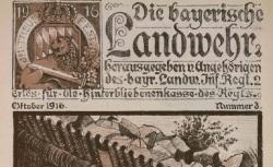 """Accéder à la page """"Bayerische Landwehr (Die)"""""""