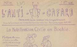 """Accéder à la page """"Anti-cafard, revue anti-boche (L')"""""""