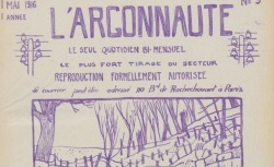 """Accéder à la page """"Argonnaute (L')"""""""
