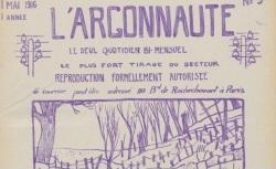 """Accéder à la page """"Journaux de l'infanterie"""""""