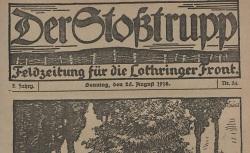 """Accéder à la page """"Stosstrupp (Der)"""""""