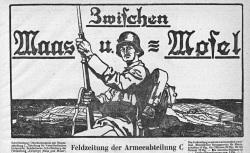 """Accéder à la page """"Zwischen Maas und Mosel"""""""