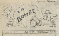 """Accéder à la page """"Bombe (La)"""""""