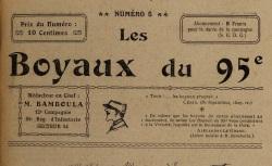 """Accéder à la page """"Boyaux du 95e (Les)"""""""