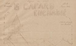 """Accéder à la page """"Cafard enchaîné (Le)"""""""