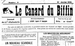 """Accéder à la page """"Canard du biffin (Le)"""""""