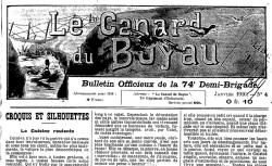 """Accéder à la page """"Canard du boyau (Le)"""""""