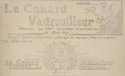 """Accéder à la page """"Canard vadrouilleur (Le)"""""""