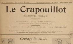 """Accéder à la page """"Crapouillot (Le)"""""""
