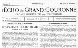 """Accéder à la page """"Echo du Grand-Couronné (L')"""""""