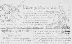 """Accéder à la page """"Journaux de la cavalerie"""""""