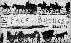 """Accéder à la page """"Face aux boches"""""""