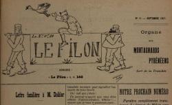 """Accéder à la page """"Filon (Le)"""""""