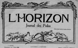 """Accéder à la page """"Horizon (L')"""""""
