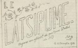 """Accéder à la page """"Latsipume (Le)"""""""