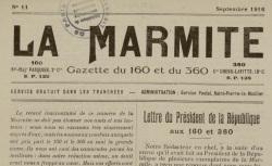 """Accéder à la page """"Marmite (La)"""""""