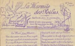 """Accéder à la page """"Marmite des poilus (La)"""""""