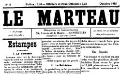 """Accéder à la page """"Marteau (Le)"""""""
