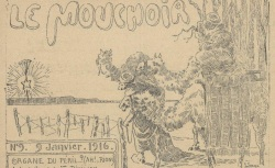"""Accéder à la page """"Mouchoir, organe du péril (Le)"""""""