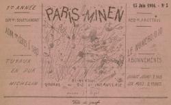 """Accéder à la page """"Paris-Minen"""""""
