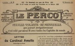"""Accéder à la page """"Perco (Le)"""""""