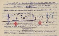 """Accéder à la page """"Petit bleu (Le)"""""""