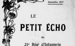 """Accéder à la page """"Petit écho du 21e (Le)"""""""