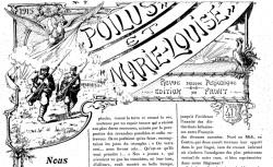 """Accéder à la page """"Anticafard, puis Poilus et Marie-Louise (L')"""""""