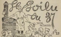 """Accéder à la page """"Poilu du 37 (Le), et son supplément La musette"""""""