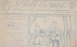 """Accéder à la page """"Poilu enchaîné (Le)"""""""