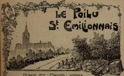 """Accéder à la page """"Poilu saint-émilionnais (Le)"""""""