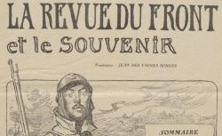 """Accéder à la page """"Souvenir [La revue du front] (Le)"""""""