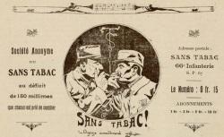 """Accéder à la page """"Sans tabac !"""""""