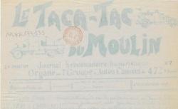 """Accéder à la page """"Taca-tac du moulin (Le)"""""""