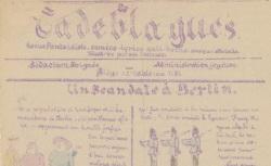 """Accéder à la page """"Tadeblagues (Le)"""""""