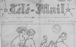 """Accéder à la page """"Télé-Mail"""""""