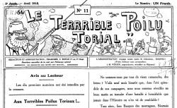 """Accéder à la page """"Terrible poilu torial... (Le)"""""""