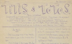 """Accéder à la page """"Titis et totos"""""""